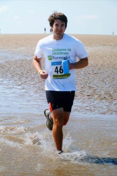 Steve the Marathon Postman