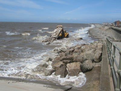 Extending Beach Groynes