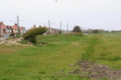 Cleveleys Ramparts at College Farm