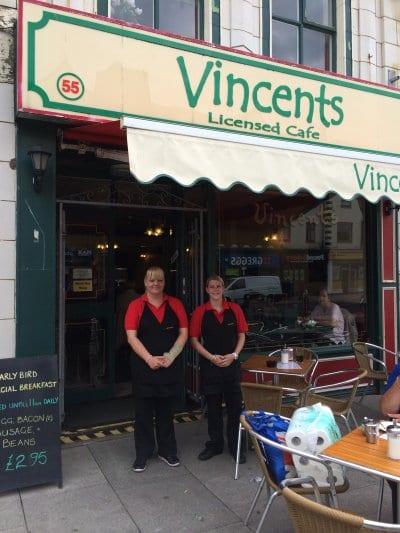 Vincents Cafe