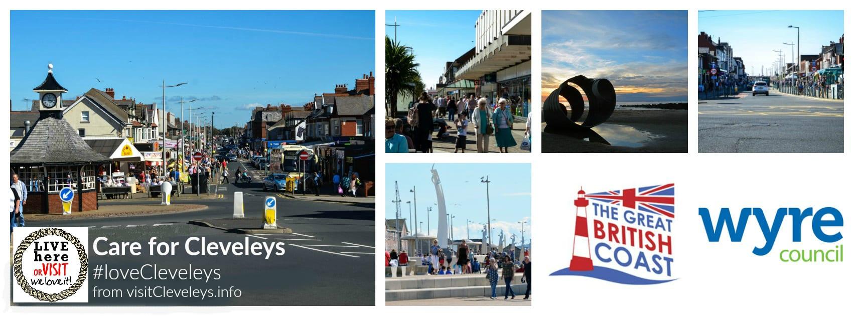 Care for Cleveleys. Cleveleys Coastal Community Team updates