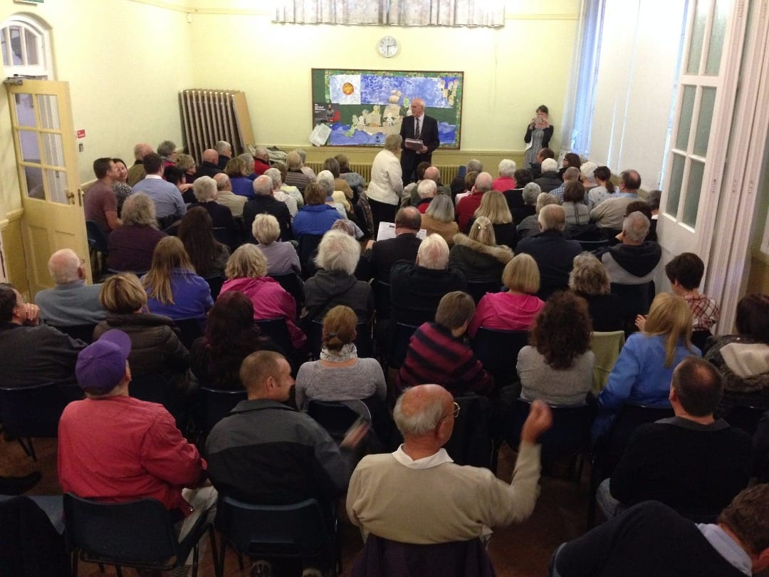 Rossall Beach Group Meeting