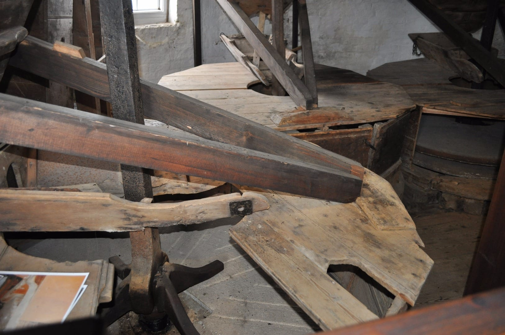 Marsh Mill machinery