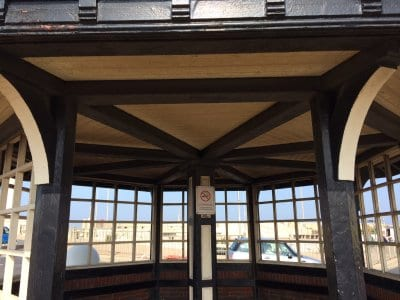 Cleveleys clock shelter, Save our Clock Shelter Campaign