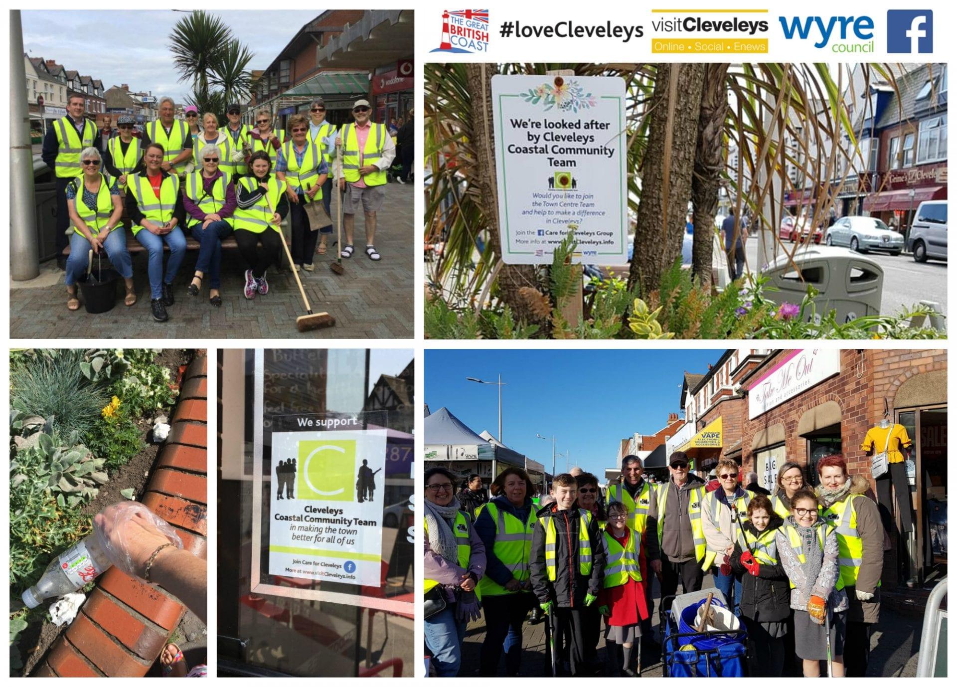 Cleveleys Coastal Community Team